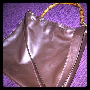 Gucci Bamboo Handle Bag